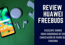 Review HUAWEI FreeBuds 3
