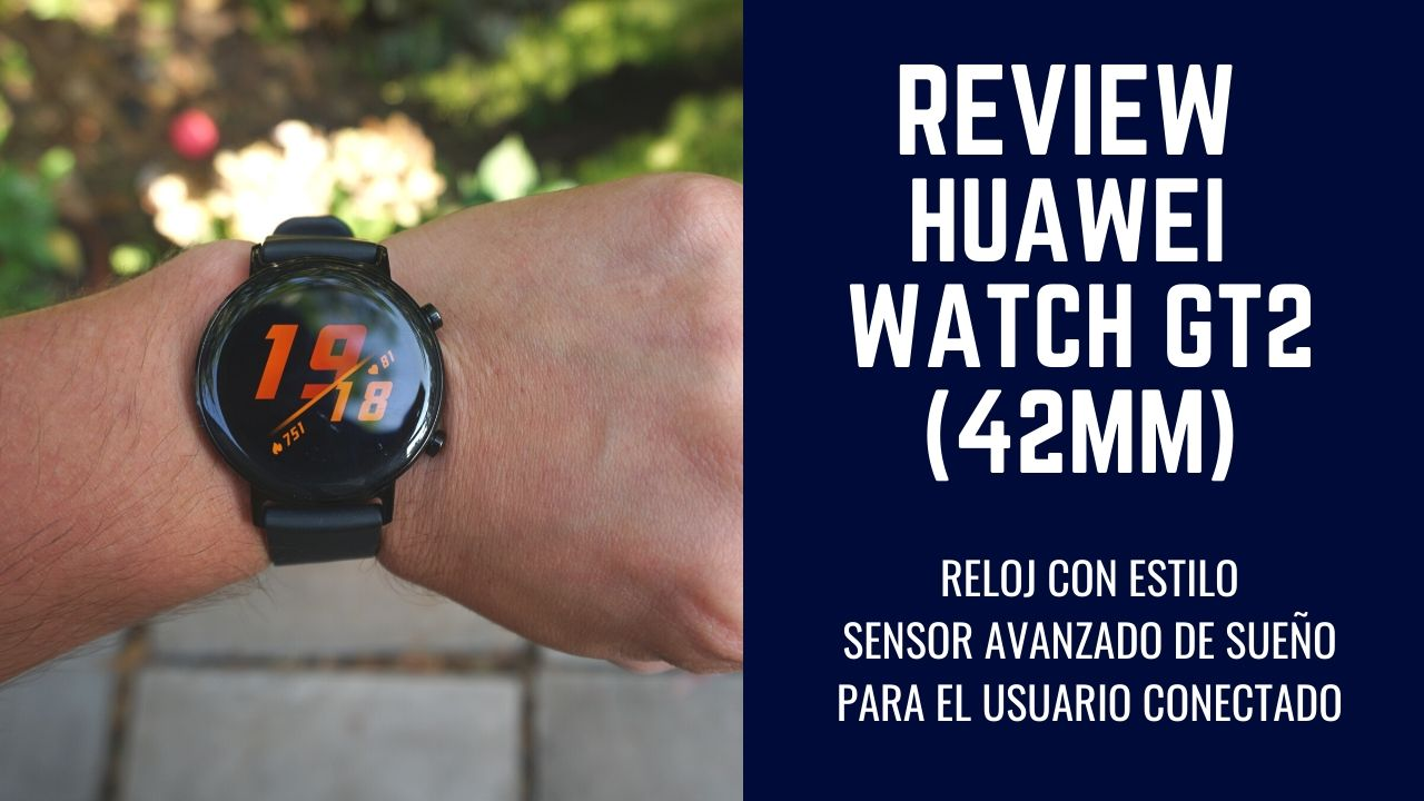 HUAWEI Watch GT 2 de 42mm