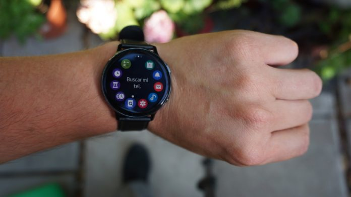 Review Galaxy Watch Active2