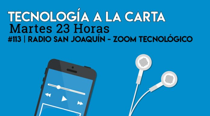podcast Tecnología a la carta
