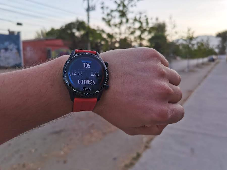 Review HUAWEI Watch GT 2 (46mm): Su autonomía te encantará 1