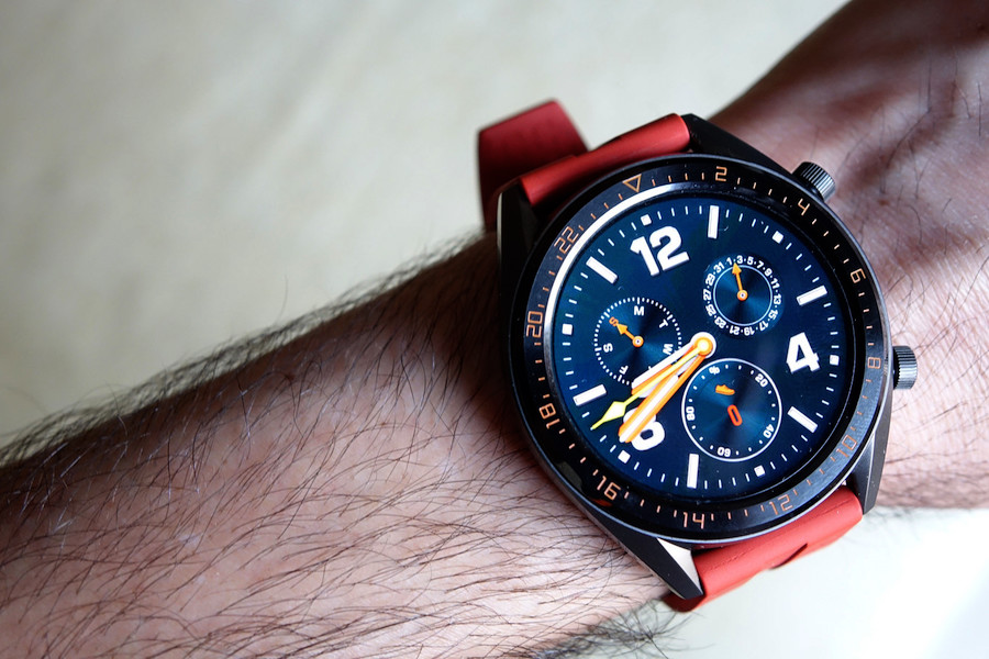 Review HUAWEI Watch GT 2 46mm mejor reloj inteligente smartwatch