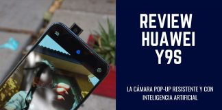 Review HUAWEI Y9s