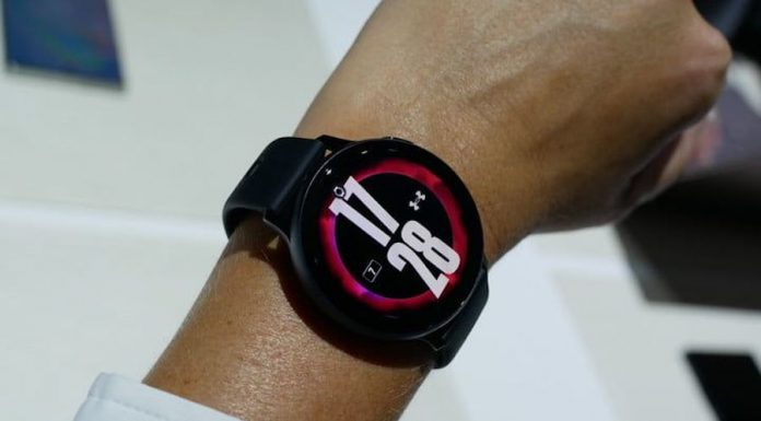 Reloj Samsung de Under Armour