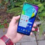 Review Moto g8 Power