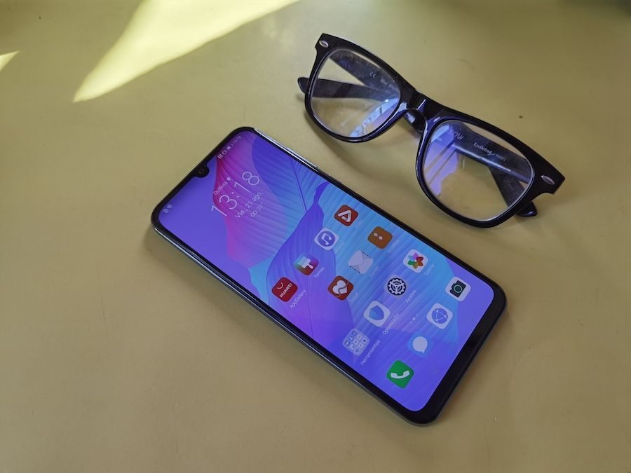 Review HUAWEI Y8p