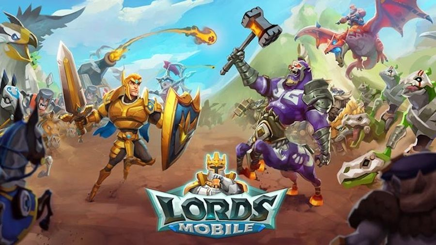 Lords Mobile AppGallery