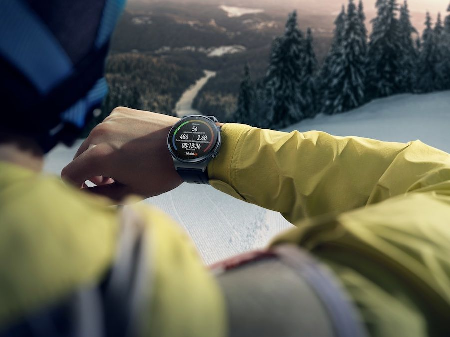 Huawei Watch GT2 Pro en Chile reloj inteligente