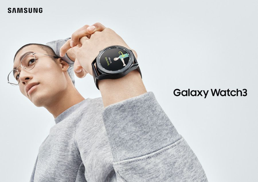 vida equilibrada Galaxy Watch3