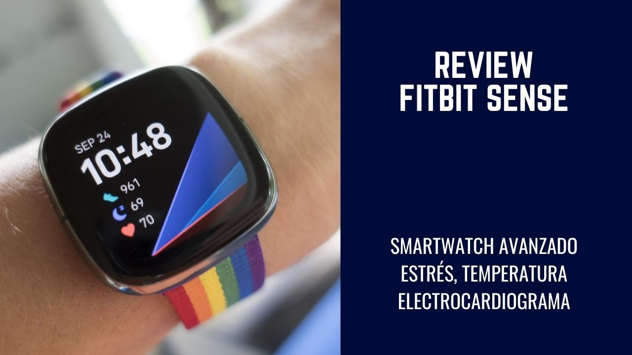Review Fitbit Sense
