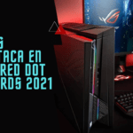 Diseño de productos de ASUS destacan en los Red Dot Design 2021