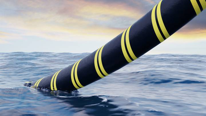 cable submarino mistral