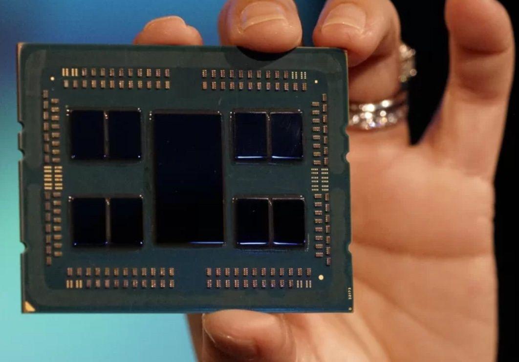 Procesadores AMD Epyc